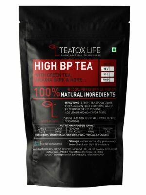 green tea with arjuna bark