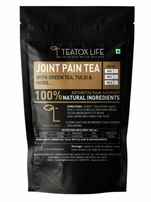 joint pain relief tea