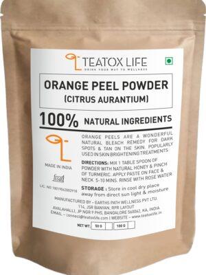 orange-peel-powder